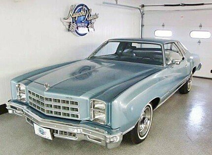 1977 Chevrolet Monte Carlo for sale 100832141