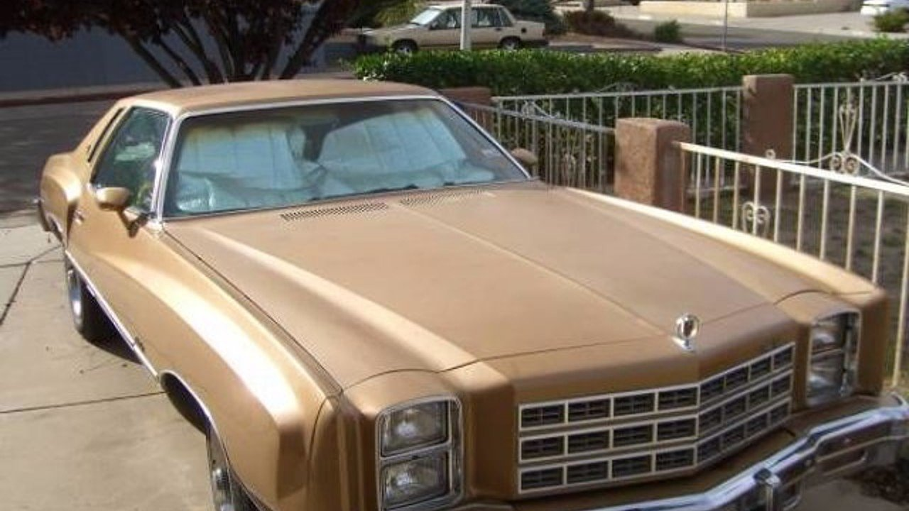 1977 Chevrolet Monte Carlo for sale 100916043