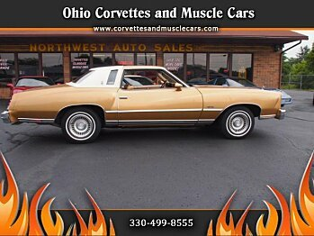 1977 Chevrolet Monte Carlo for sale 101017159