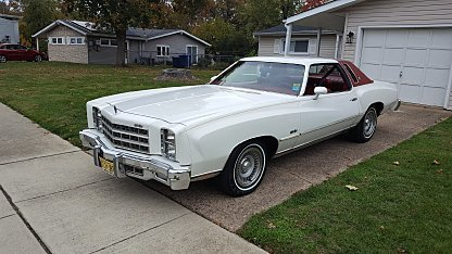 1977 Chevrolet Monte Carlo LS for sale 100924005