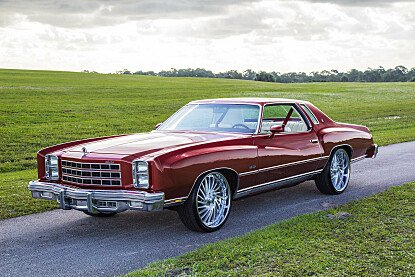 1977 Chevrolet Monte Carlo LS for sale 100925782