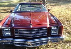 1977 Chevrolet Monte Carlo for sale 100927206