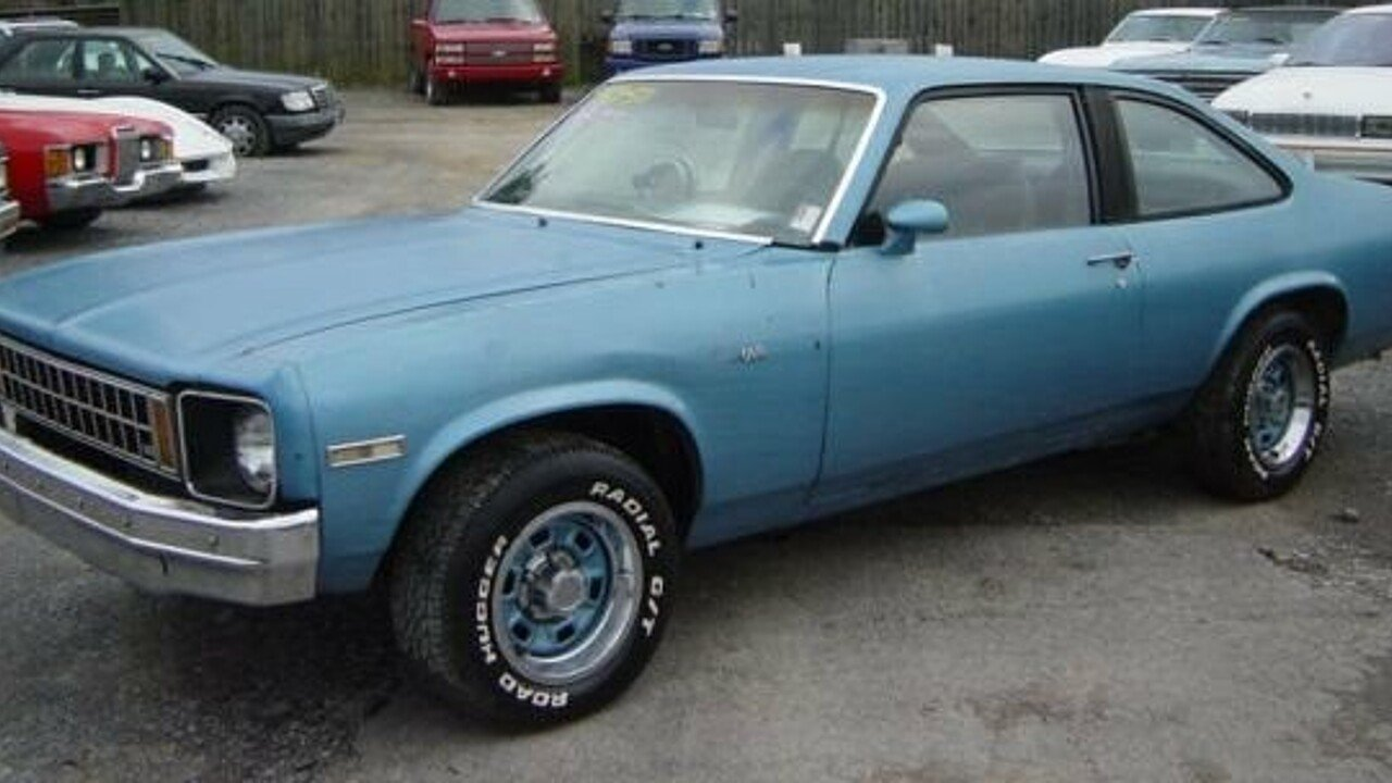 1977 Chevrolet Nova for sale 100838843