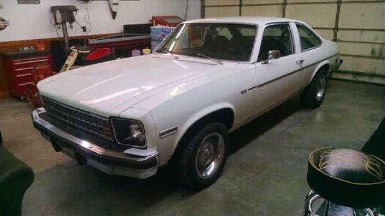 1977 chevrolet nova for sale 100867528