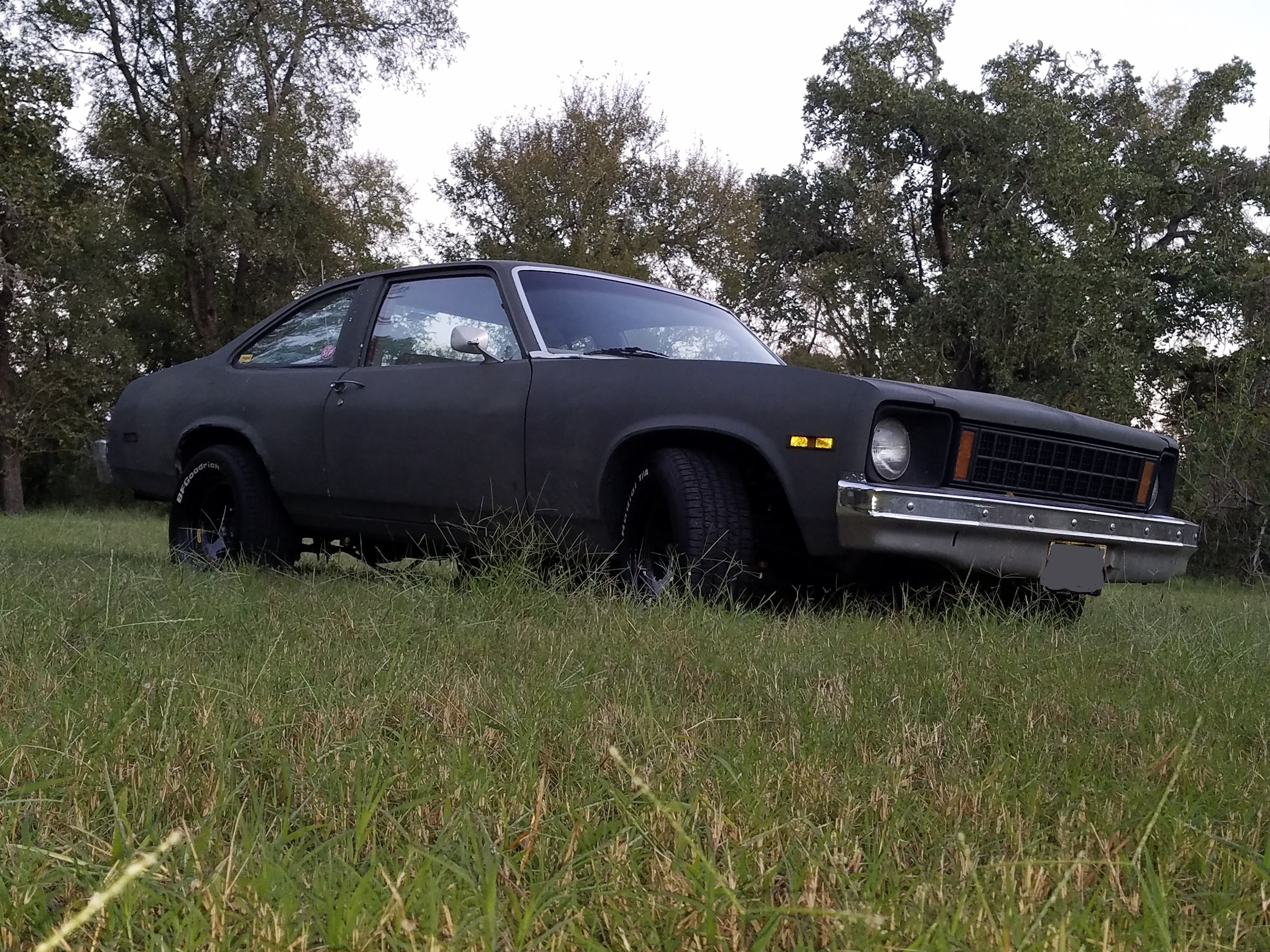 1977 Chevrolet Nova Coupe for sale near MANOR Texas 78653