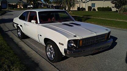 1977 Chevrolet Nova Sedan for sale 100962515
