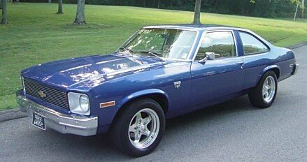 1977 Chevrolet Nova for sale 101002371