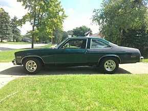 1977 Chevrolet Nova for sale 101030508