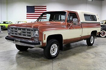 1977 Chevrolet Other Chevrolet Models for sale 100919822