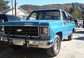 1977 Chevrolet Suburban for sale 100916501