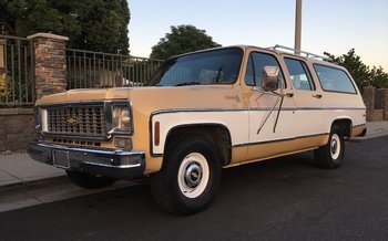 1977 Chevrolet Suburban 2WD for sale 101034001