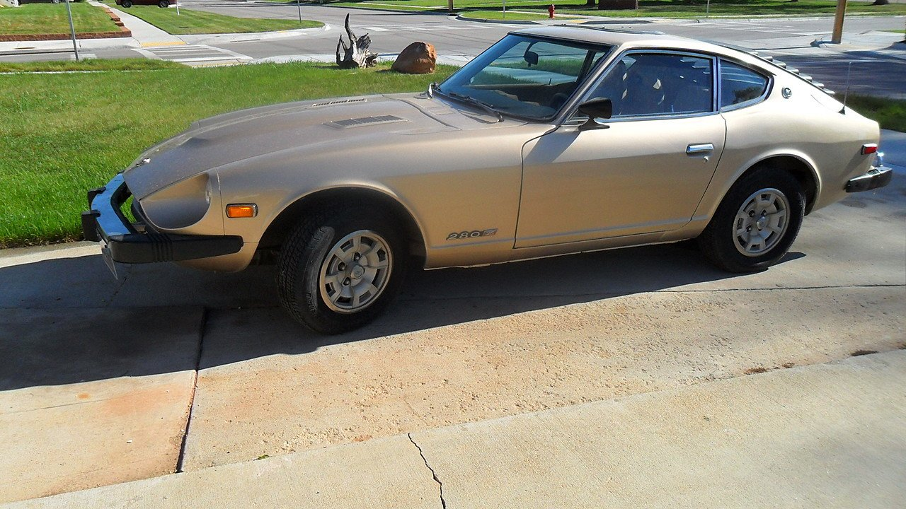 1977 Datsun 280Z for sale 100889984