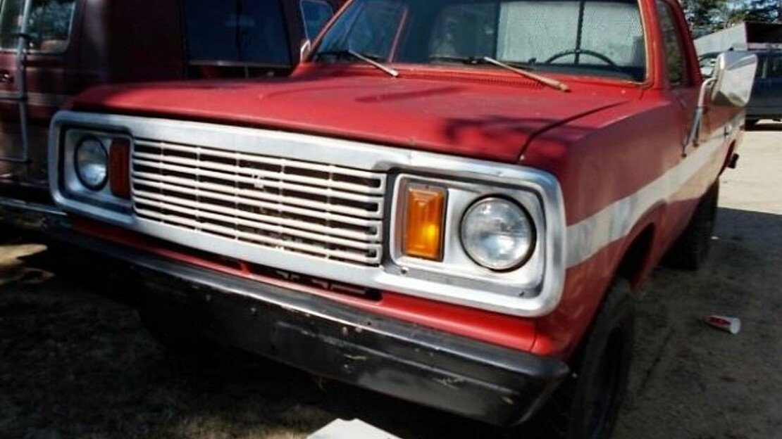 1977 Dodge D/W Truck for sale 100899421