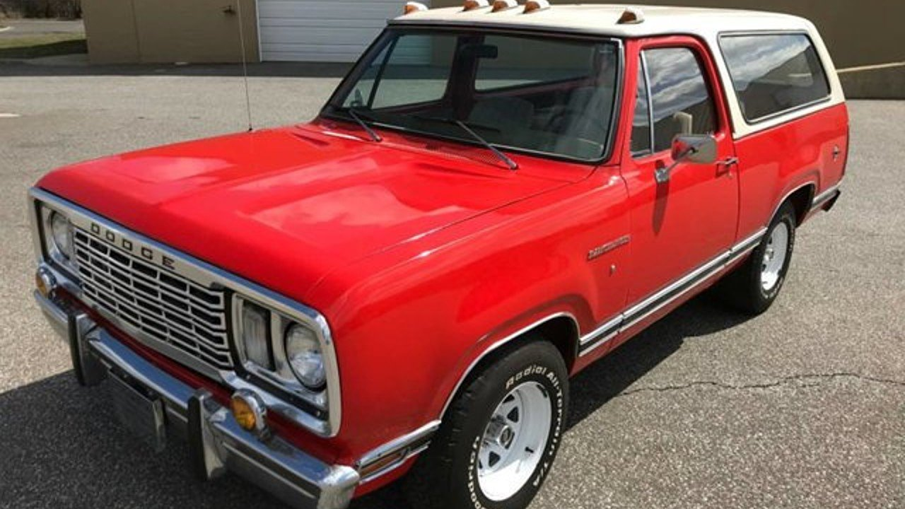 in l owner ramcharger sale used for lansing ia by dodge