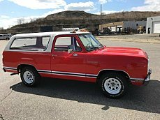 1977 Dodge Ramcharger for sale 100976259