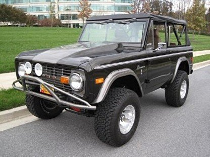 1977 Ford Bronco for sale 100750768