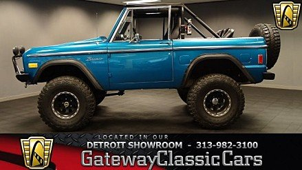 1977 Ford Bronco for sale 100774341