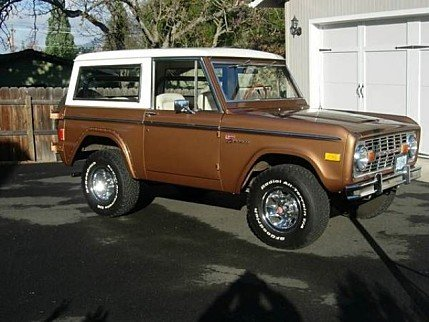 1977 Ford Bronco for sale 100837082