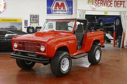 1977 Ford Bronco for sale 100863630