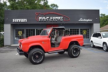 1977 Ford Bronco for sale 100884109