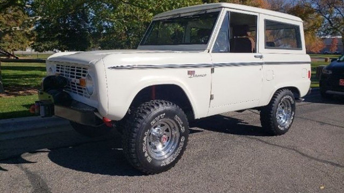 1977 Ford Bronco for sale 101048524