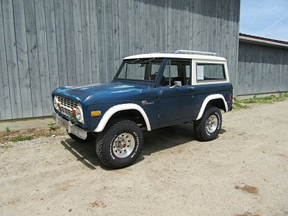 1977 Ford Bronco for sale 101000275