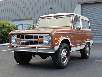 1977 Ford Bronco for sale 101018701