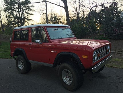 1977 Ford Bronco For Sale 100860292