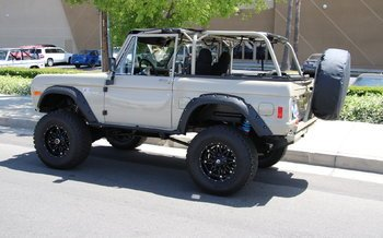 1987 Ford Bronco Classics For Sale