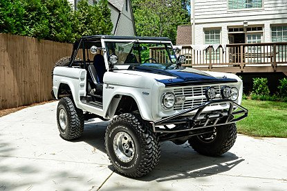 1977 Ford Bronco for sale 100864929