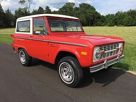 1977 Ford Bronco for sale 100905242