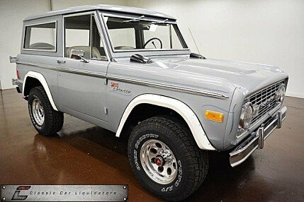 1977 Ford Bronco for sale 100910342