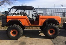 1977 Ford Bronco for sale 100987985