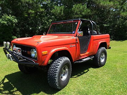 1977 Ford Bronco for sale 101000977
