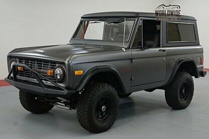 1977 Ford Bronco for sale 101018961