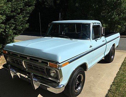 1977 Ford F100 2WD Regular Cab for sale 100770773
