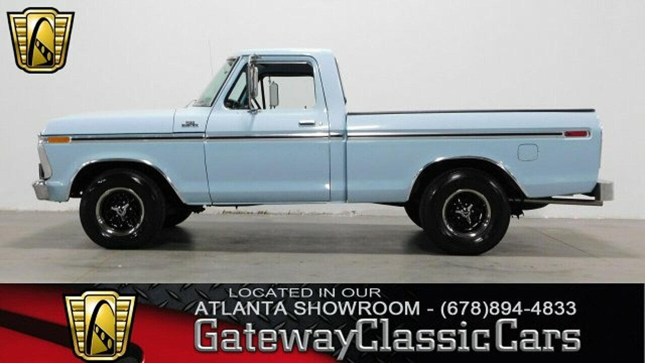 1977 Ford F100 for sale 100949589