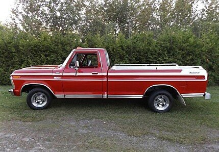 1977 Ford F100 for sale 100882180