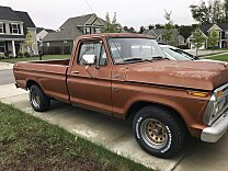 1977 Ford F100 2WD Regular Cab for sale 100914467