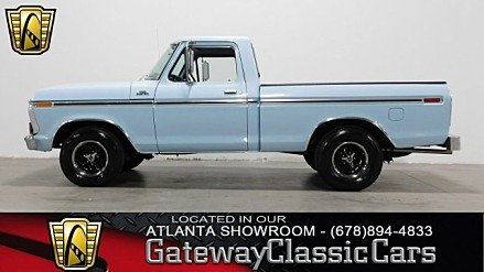 1977 Ford F100 for sale 100921268