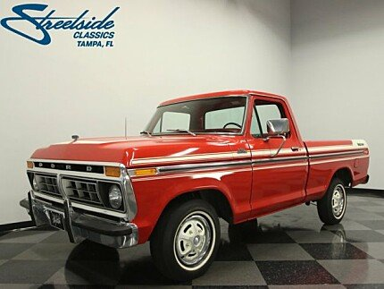 1977 Ford F100 for sale 100930409