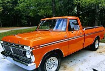 1977 Ford F100 2WD Regular Cab for sale 100968218