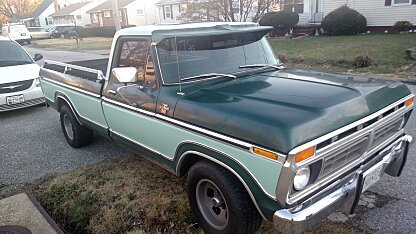 1977 Ford F100 2WD Regular Cab for sale 100971137