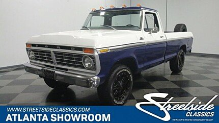 1977 Ford F100 for sale 101032430