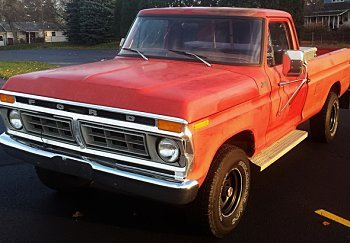 1977 Ford F150 for sale 100822607