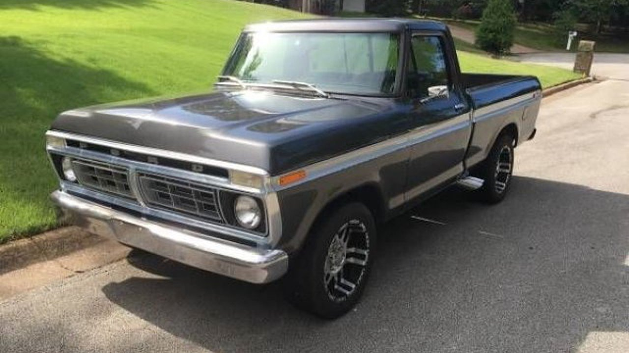 1977 Ford F150 for sale 100842558