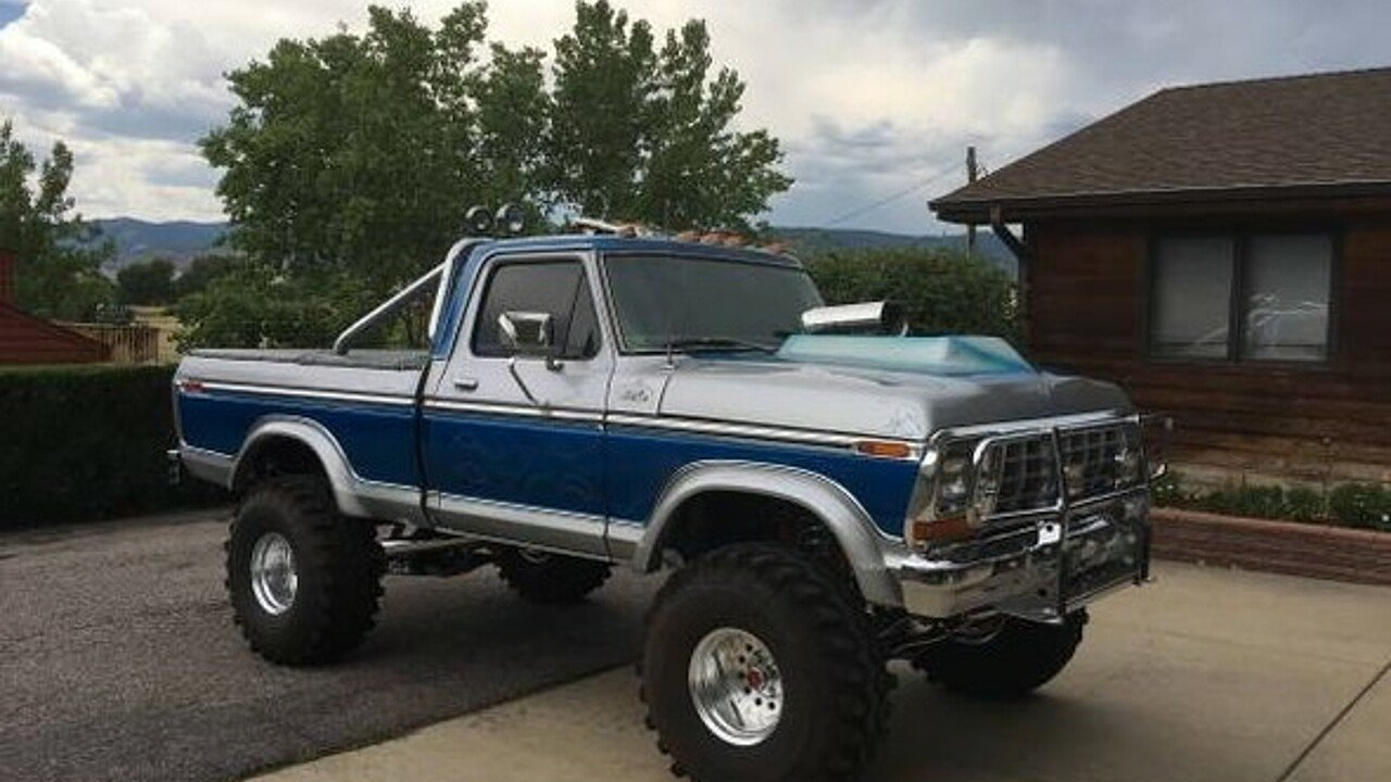 1977 Ford F150 Classics for Sale - Classics on Autotrader
