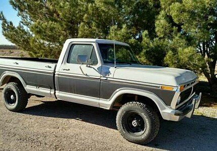 1977 Ford F150 for sale 100792506