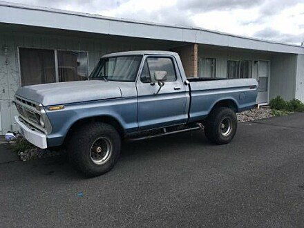 1977 Ford F150 for sale 100837076