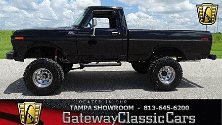 1977 Ford F150 for sale 100920932